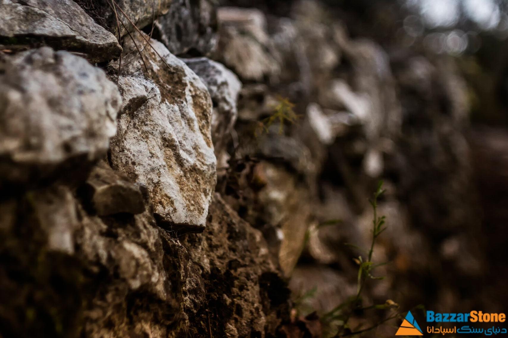 سنگ ساختمانی طبیعی و مصنوعی